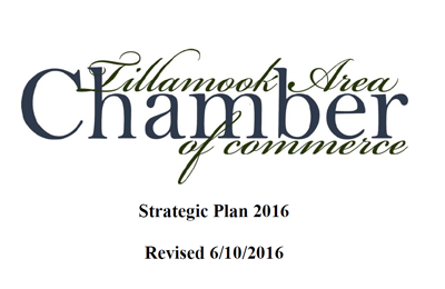 Tillamook Chamber Strategic Plan