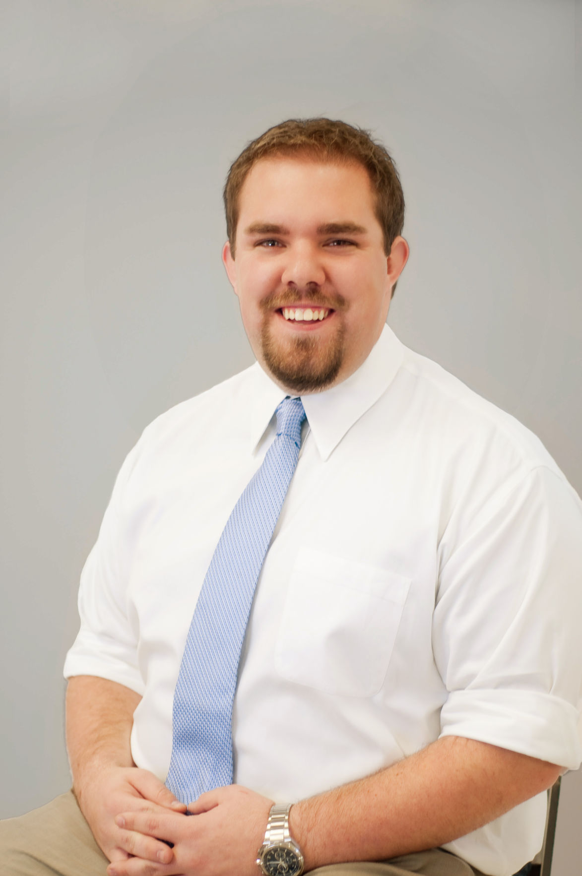 Justin Aufdermauer Executive Director