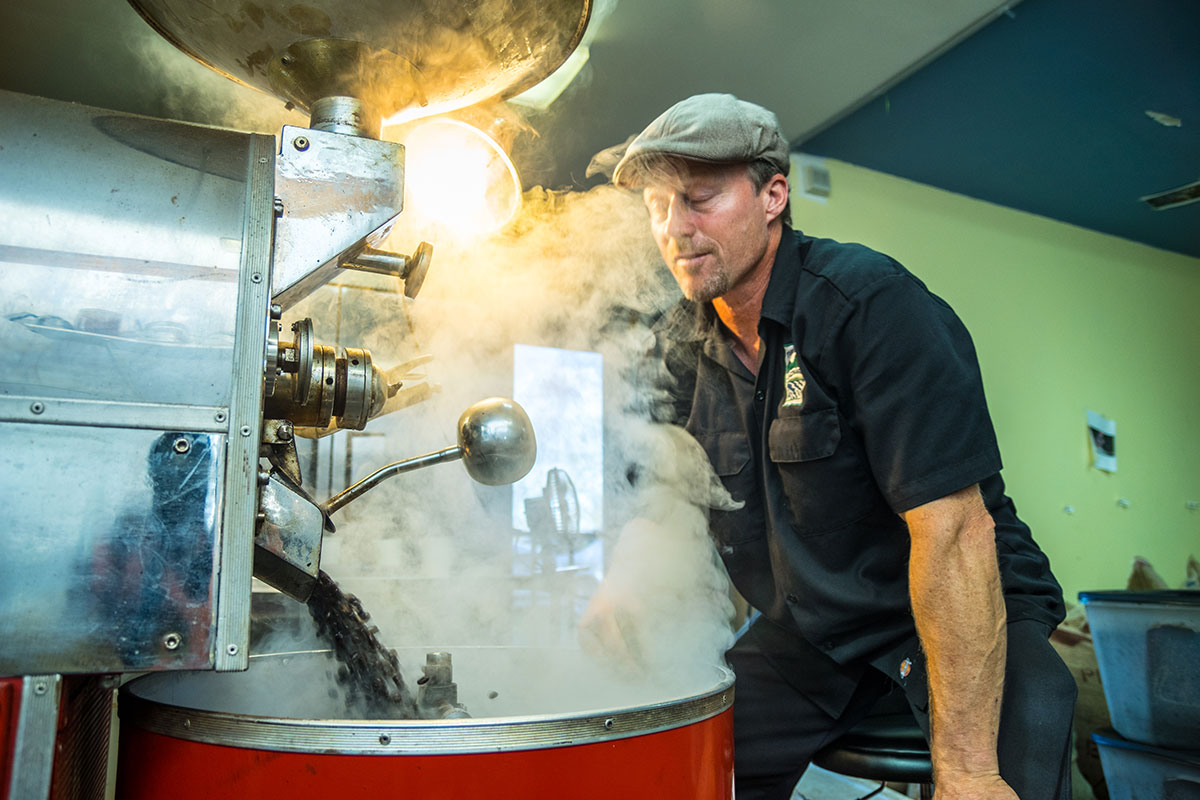 Five Rivers Coffee Roasters