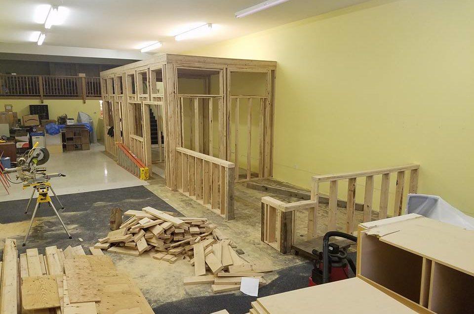 Coming Soon – Thanks to the Tillamook Urban Renewal Agency