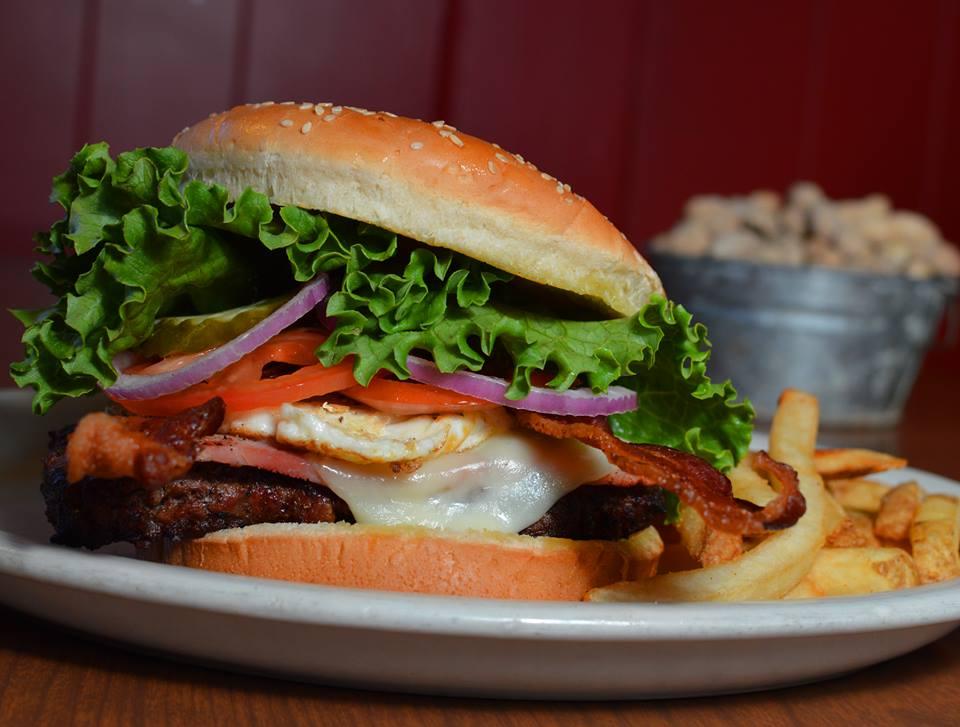 Tillamook Restaurant Burgers