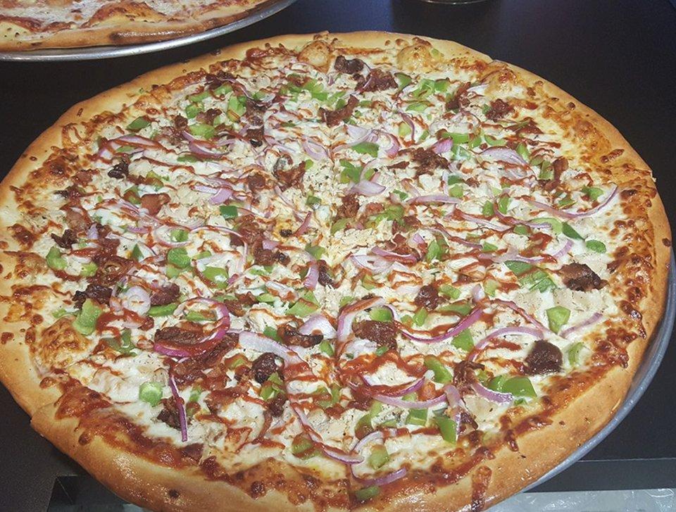 Tillamook Dining Pizza