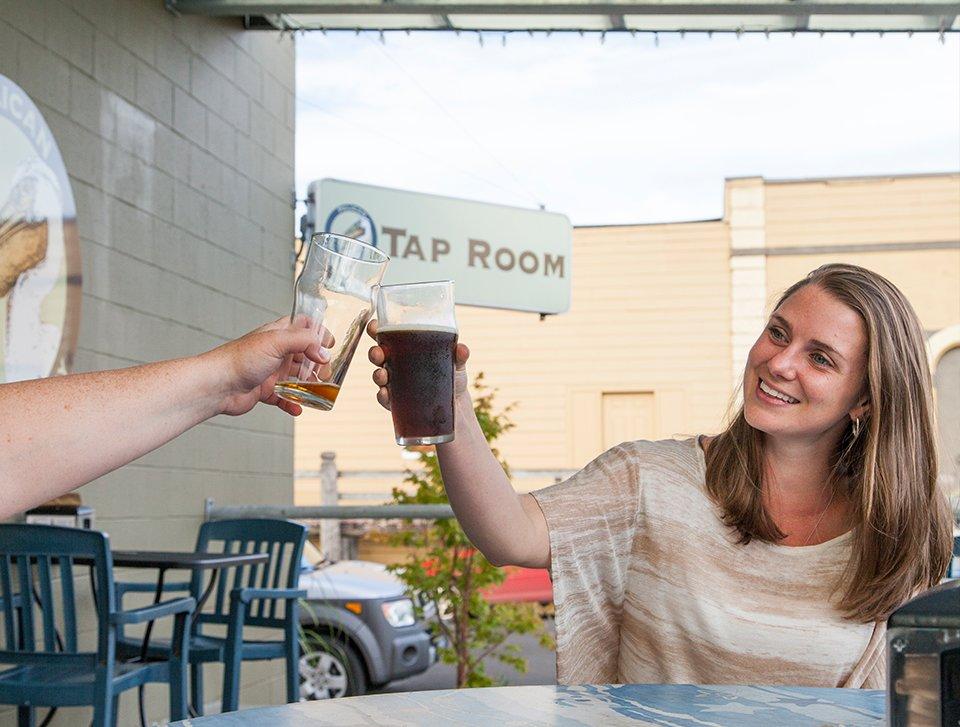 Tillamook Breweries Wineries Pelican Tap Room