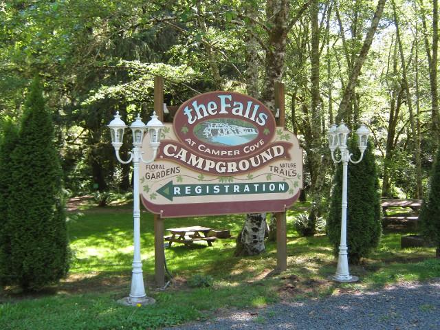 Cloverdale Campground RV Park