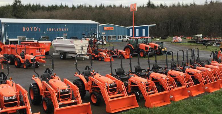 Farm Services Tillamook Boyds Implement