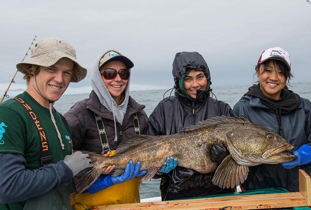 Garibaldi Fishing Crabbing