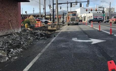 Hwy 101/6 Project Update: Rodeo on First Street