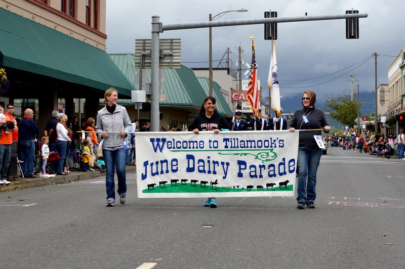 June Dairy Parade