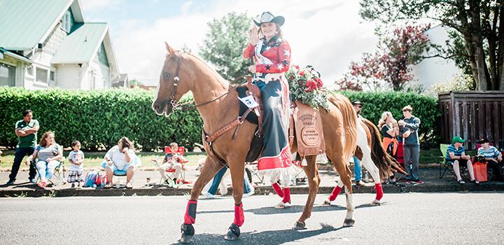 June Dairy Parade