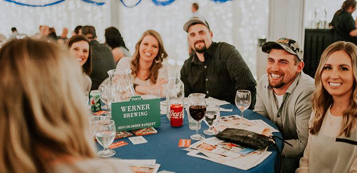 Tillamook Chamber Awards Banquet