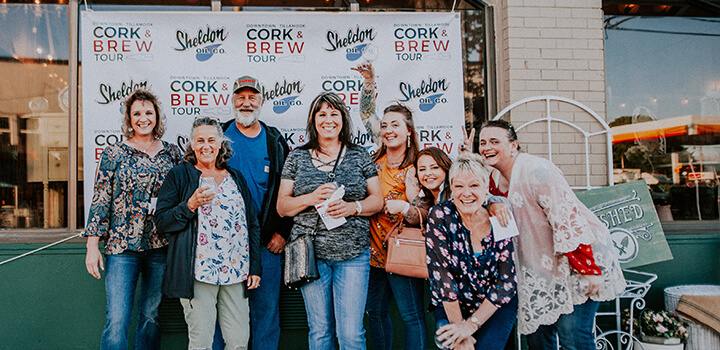 Cork & Brew Tour