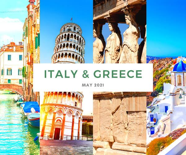 Tillamook Chamber Italy Greece Trip